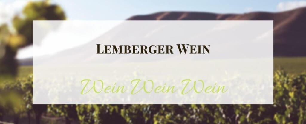 Lemberger Wein